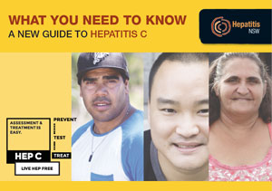What You Need to Know - a new guide to hepatitis C
