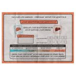 Fibroscan scoresheet Hep B (pads of 50)