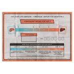 Fibroscan scoresheet Hep C (pads of 50)