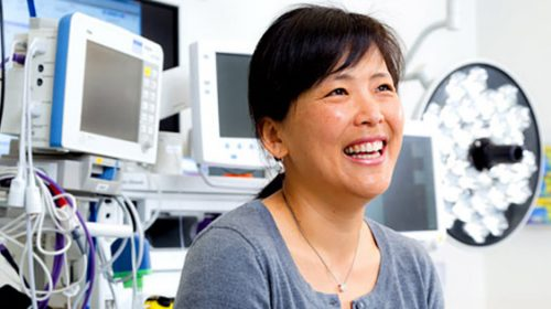 Photo of Associate Professor Alice Lee