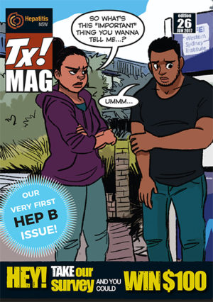 Tx! Mag edition 26 cover