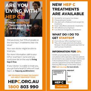 HEP C DL leaflet