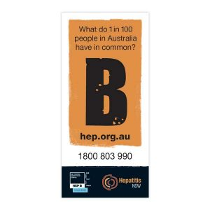 Image of Hep B awareness flyer