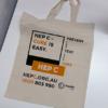 HEP C Calico Bag