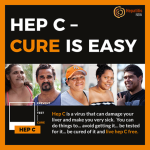 HEP C - Cure is easy - booklet for Aboriginal people