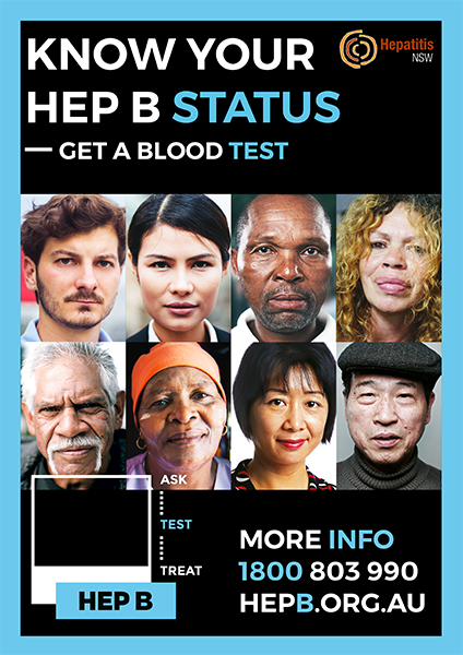 KNOW YOUR HEP B STATUS