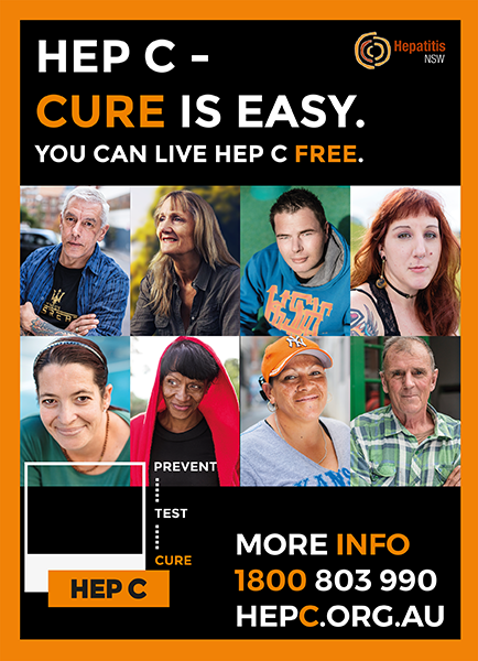 HEP C - CURE IS EASY