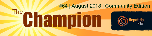 The Champion   Community   Agust 2018