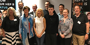 Hepatitis NSW Board 2016-17