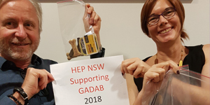 Hepatitis NSW supports GADAB