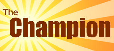The Champion eNewsletter
