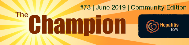 The Champion - #73 June 2019