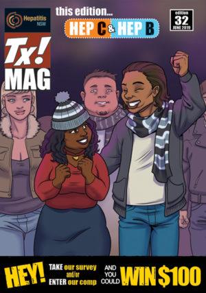Tx! MAG #32