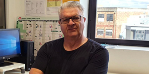 """Thank you and farewell"" …. Stuart Loveday retires from Hepatitis NSW"