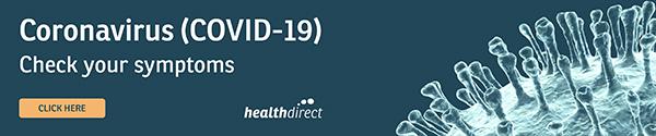 Symptom checker - COVID-19