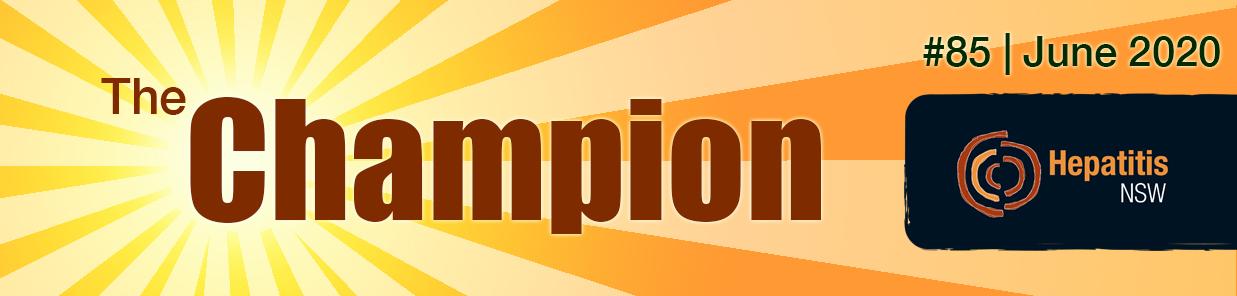 The Champion eNews #85 | June 2020