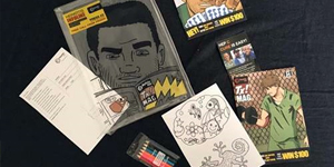 Postcards from prison: a creative way to support NSW prisoners