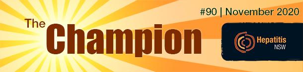 The Champion eNewsletter #90 | November 2020