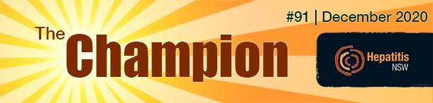 The Champion eNewsletter #91 | December 2020