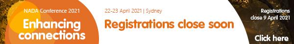 NADA Conference 2021