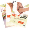 A HepCured posters set of 3