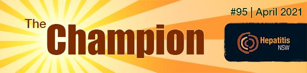 The Champion eNewsletter #95 | April 2021